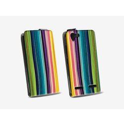 Flip Fantastic - Lenovo Vibe K5 Plus - futerał na telefon - sznurowadła