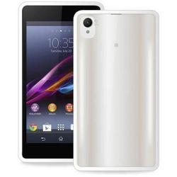 PURO Clear Cover - Etui Sony Xperia Z2 (biały) Odbiór osobisty w ponad 40 miastach lub kurier 24h