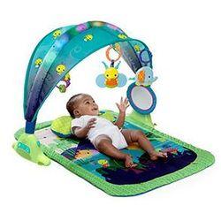 Bright Starts, Mata niemowlęca, Zwierzęcy świat - Lullaby Lagoon Darmowa dostawa do sklepów SMYK