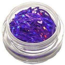 Akrylowe kocie oczka- ciemny fiolet nr 14