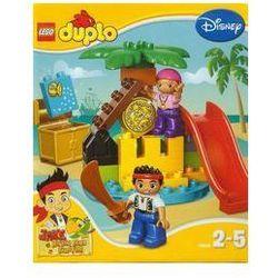 Lego Duplo Jake i piraci z Nibylandii