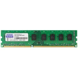 DDR3 GOODRAM 4GB/1333MHz PC3-10600 CL9 512x8 Single Rank