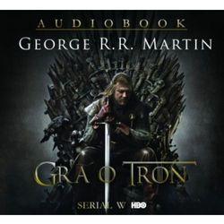 Gra O Tron. Książka Audio Cd Mp3 (opr. kartonowa)
