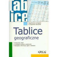 TABLICE GEOGRAFICZNE (opr. miękka)