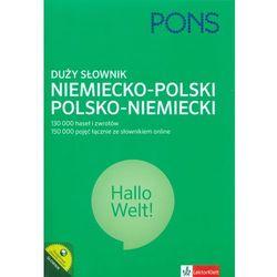 Duży Słownik Niemiecko-Polski, Polsko-Niemiecki (opr. miękka)