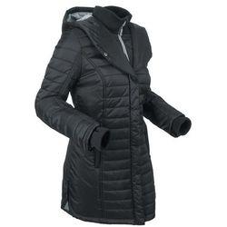 9ca7bf0dcf9cd damska pikowana kurtka puchowa czarna w kategorii Kurtki damskie ...