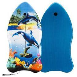 Deska do pływania Waimea Niebieska