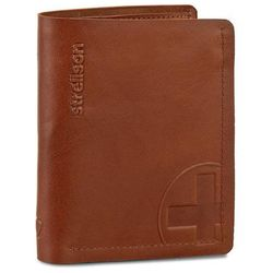 2f9b961f4fe24 portfele portmonetki even odd portfel cognac - porównaj zanim kupisz