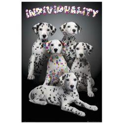 Psy - Dalmateńczyki - plakat