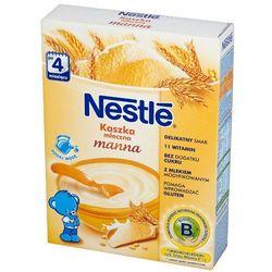 NESTLE 250g Kaszka mleczna manna po 4 miesiącu