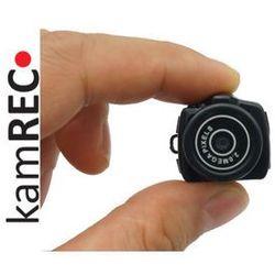 Mini kamera - ULTRA LEKKA do 24 h nagrania