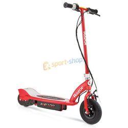 Hulajnoga elektryczna E100 Razor (czerwona) Dostawa GRATIS!