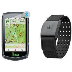 Teasi One³ Nawigacja GPS inkl. Scosche Rhythm+ Pulsmesser czarny Nawigacje GPS Przy złożeniu zamówienia do godziny 16 ( od Pon. do Pt., wszystkie metody płatności z wyjątkiem przelewu bankowego), wysyłka odbędzie się tego samego dnia.