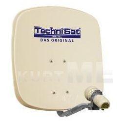 Czasza TECHNISAT DigiDish 45 Beżowy z mocowaniem AZ/EL i konwerterem Universal V/H-LNB