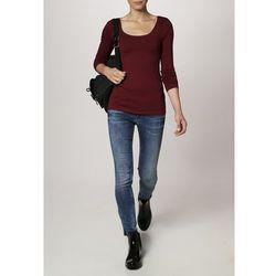 Zalando Essentials Bluzka z długim rękawem dark red