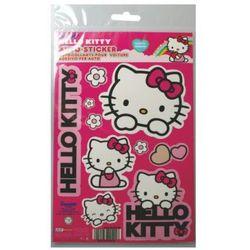 KAUFMANN Naklejki samochodowe Hello Kitty