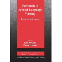 Feedback in Second Language Writing (opr. miękka)