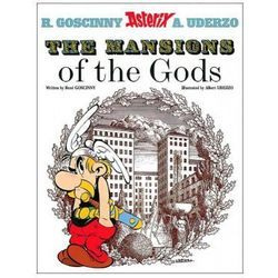 Asterix Mansions of the Gods (b.#17) (opr. miękka)