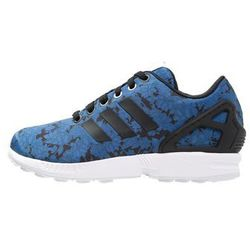 adidas Originals ZX FLUX Tenisówki i Trampki core black/night navy/deep marine
