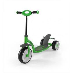 Milly Mally Hulajnoga Scooter Crazy green