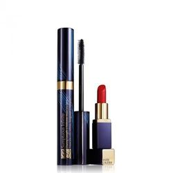 Zestaw Sumptuous Bold Volume Lifting Mascara tusz do rzęs 01 Black 6ml + Pure Color Envy Lipstick 16 Desirable 1,2g