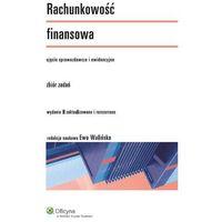 Rachunkowość finansowa Zbiór zadań - Dostępne od: 2014-12-09 (opr. miękka)