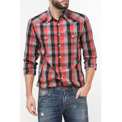 Koszula Lee Western Shirt L64 Lava Red