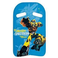 Vision One, Transformers, Deska do pływania, niebieska Darmowa dostawa do sklepów SMYK