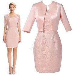 Sukienka na wesele + żakiet np. dla Matki Panny Młodej / matki Pana Młodego