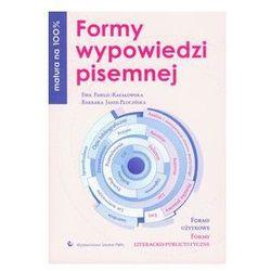 FORMY WYP.PISEMNEJ-MATURA NA 100% PWN 83-7446-032-6