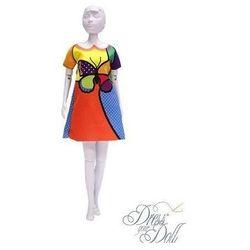 Model ubrania -Twiggy Butterfly (poziom średni)