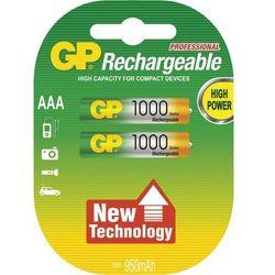 2 x akumulatorki GP R03 AAA Ni-MH 1000