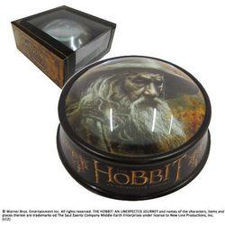 Przycisk do papieru z Gandalfem z filmu Hobbit Noble Collection (NOB1325)