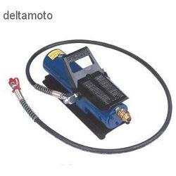 Pompa hydrauliczno-pneumatyczna nożna