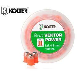 Śrut 4,5 mm KOLTER Vektor Power 100 szt. (4.1997)