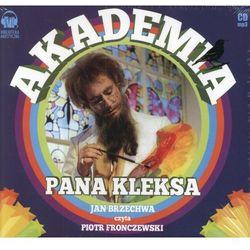 Akademia Pana Kleksa. Książka audio CD MP3 (opr. kartonowa)