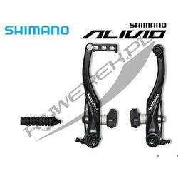 ABRT4000FX43SL Hamulec Shimano ALIVIO BR-T4000 V-Brake - czarny
