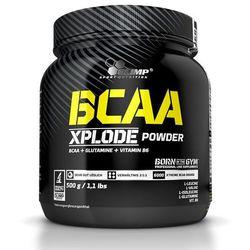 OLIMP BCAA Xplode 500g Powder Lemon - Cytrynowy