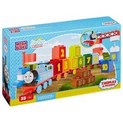 Mega Bloks Tomek i Przyjaciele: Uczący pociąg 123