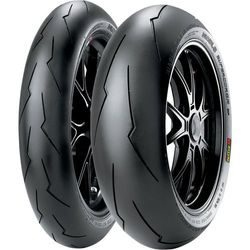 Pirelli DIABLO SUPERCORSA V2 SC1 F 120/70 R17 58 W - MOŻLIWY ODBIÓR KRAKÓW