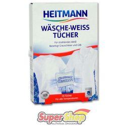 Heitmann chusteczki wybielające 20 szt.