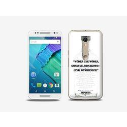 Fantastic Case - Motorola Moto X Style - etui na telefon - wódka