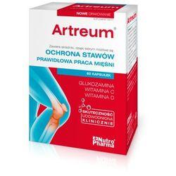 Artreum 2 x 60 szt kaps. 0,5 g 120 kaps.