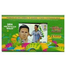 Pudełko kolekcjonera. 2014 Fifa World Cup Brazil