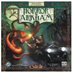 Horror w Arkham. Gra planszowa, karciana