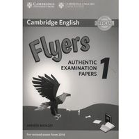 Cambridge English Flyers 1 For Revised Exam From 2018 Answer Booklet (opr. miękka)