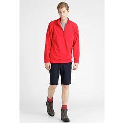 Jack Wolfskin GECKO Bluza z polaru red fire