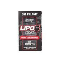 Nutrex Lipo 6 Black Ultra Concentrate 60kap
