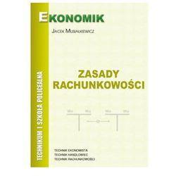 ZASADY RACHUNKOWOŚCI EKONOMIK (opr. broszurowa)