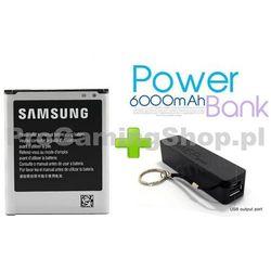 Akcja-Oryginalny akumulator do Samsung Galaxy S4 Aktywny-i9295 + dodatkowa moc 6000 mAh